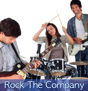 Rock The Company