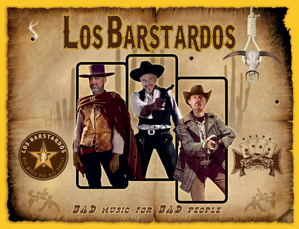 Los Barstardos – Bad Music For Bad People